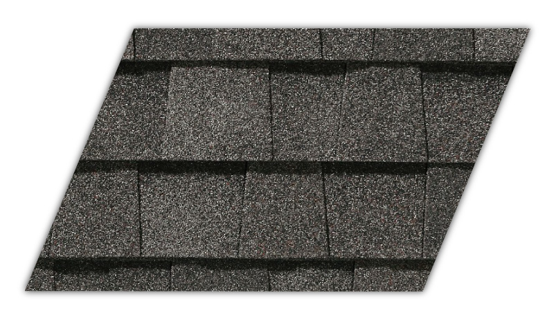 This is an example of the Presidential Shake roofing shingle