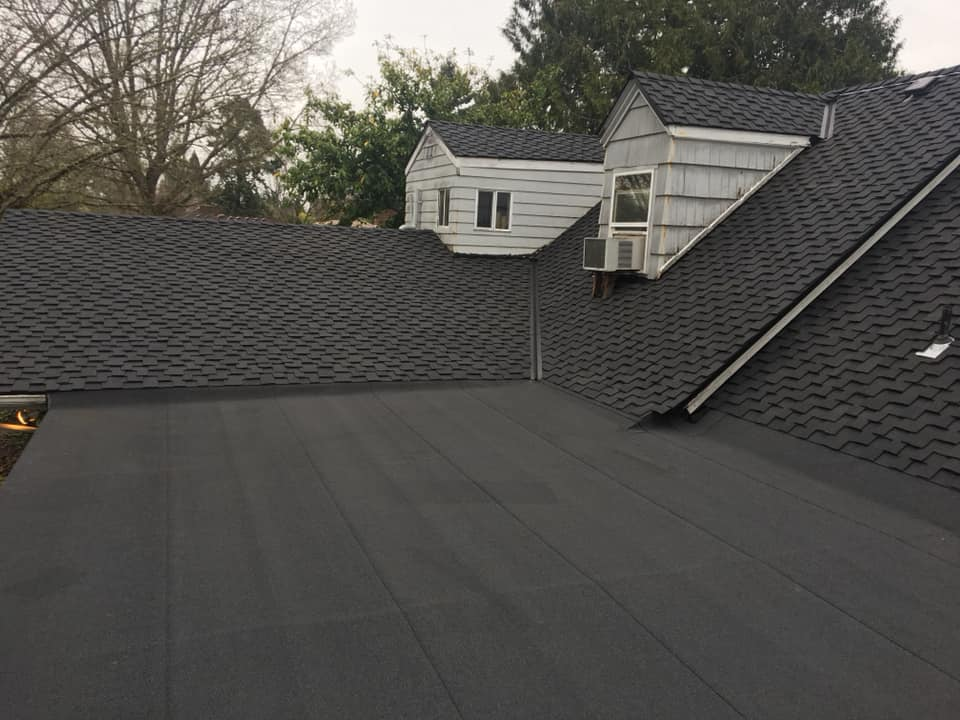 after new roof photo